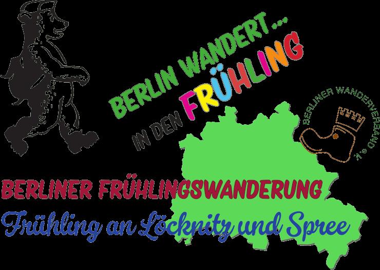 Berliner Frühlingswanderung – Selbstwandern
